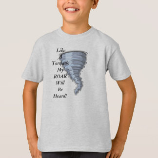 Onomatopoeia word roar T-Shirt