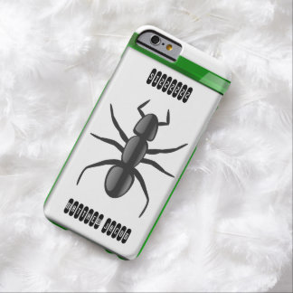 Onomatopoeia word sizzzzzz thinking ant sounds barely there iPhone 6 case