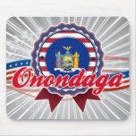 Onondaga, NY Alfombrillas De Raton