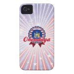 Onondaga, NY Case-Mate iPhone 4 Funda