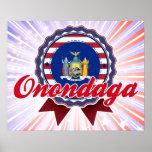 Onondaga, NY Impresiones