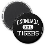Onondaga - tigres - High School secundaria - Nedro Imanes