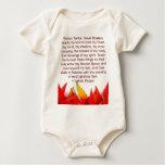 onsie del niño del rezo del lakota mamelucos de bebé