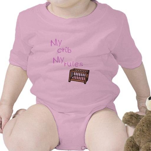 Onsie/enredadera infantiles camisetas