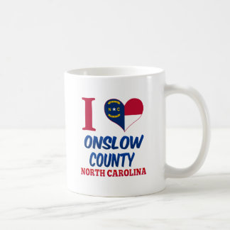 Onslow County, North Carolina Mug