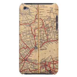 Ontario 3 iPod touch cases