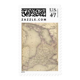 Ontario 3 postage