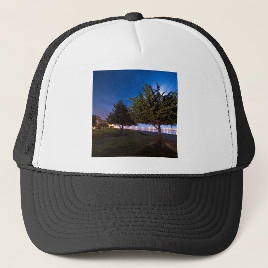 Ontario Beach Trucker Hat