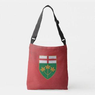 Ontario Bolsa Cruzada