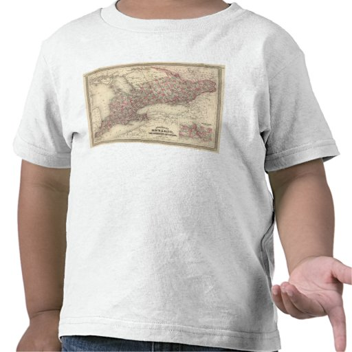 Ontario Camiseta