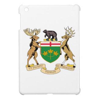 Ontario (Canada) Coat of Arms Case For The iPad Mini