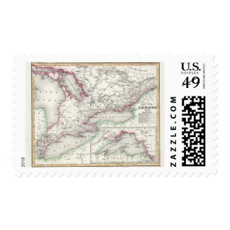 Ontario, Canada Postage