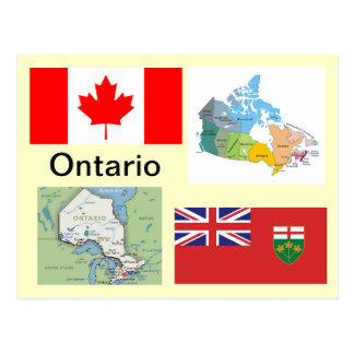 Ontario Canadá Postal