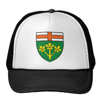 Ontario Coat of Arms (province) Hat