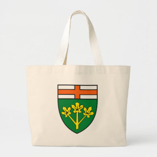 Ontario Coat of Arms (province) Tote Bag