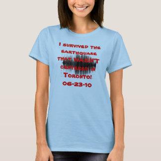 Ontario Earthquake T-Shirt