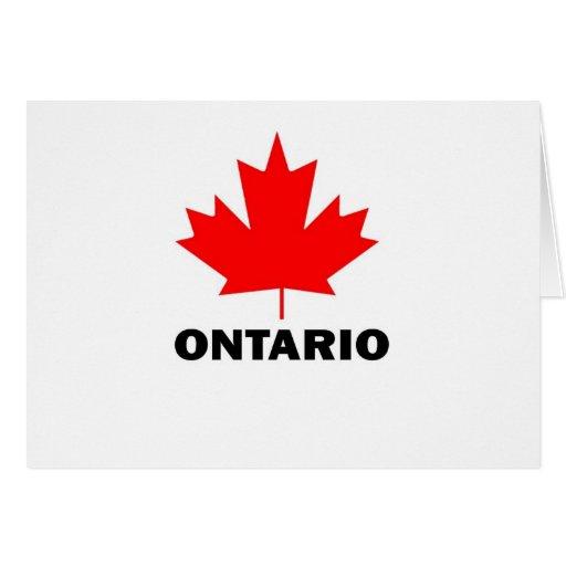 Ontario Felicitacion