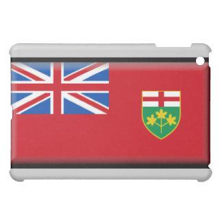 Ontario Flag  iPad Mini Cases