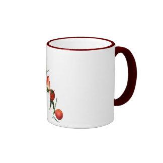 Ontario Fruit and Vegetables Ringer Coffee Mug
