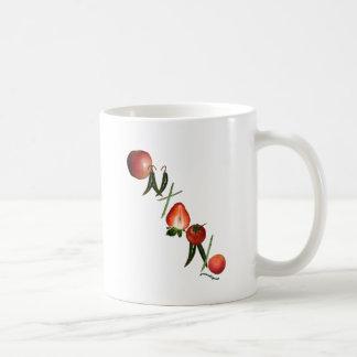 Ontario Fruit and Vegetables Classic White Coffee Mug