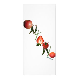 Ontario Fruit and Vegetables Personalized Rack Card