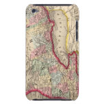 Ontario Map by Mitchell Barely There iPod Cover