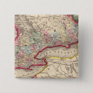 Ontario Map by Mitchell Button