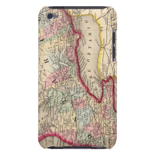 Ontario Map by Mitchell Case-Mate iPod Touch Case
