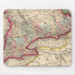 Ontario Map by Mitchell Mouse Pad