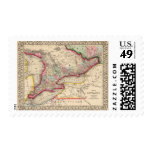 Ontario Map by Mitchell Postage