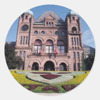 Ontario Parliament Stickers