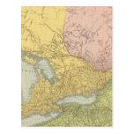 Ontario, Quebec Postcard