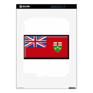 Ontario Skins For The iPad 2