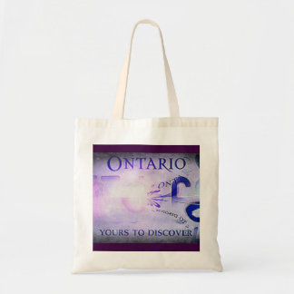 Ontario/tote Bags
