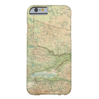 Ontario y Quebec Funda Barely There iPhone 6