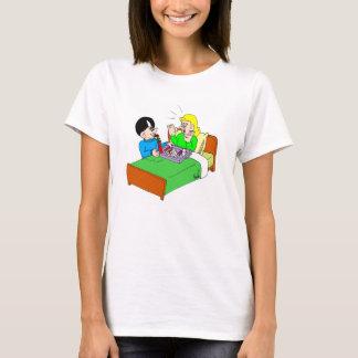 Ontbijt op Bed T-Shirt