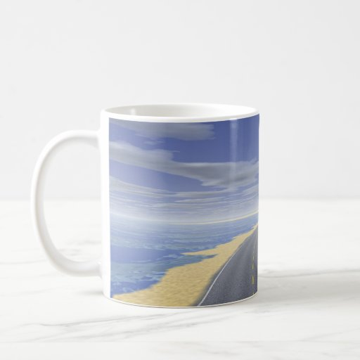 OnTheRoadAgain - Fine Day Mugs