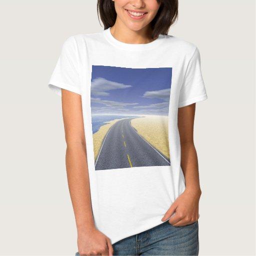 OnTheRoadAgain - Fine Day Tshirt
