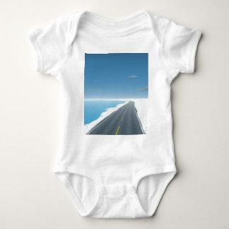 OnTheRoadAgain - Ice Road Baby Bodysuit