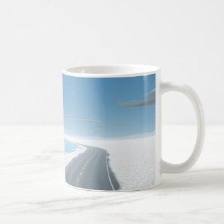 OnTheRoadAgain - Ice Road Coffee Mug