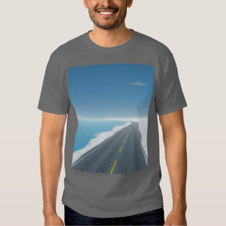 OnTheRoadAgain - Ice Road T-Shirt
