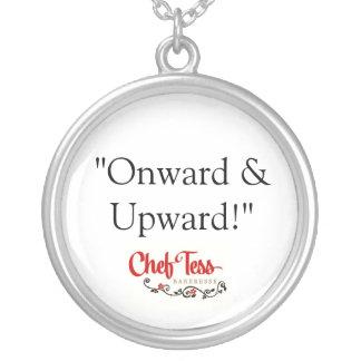 Onward and Upward necklace