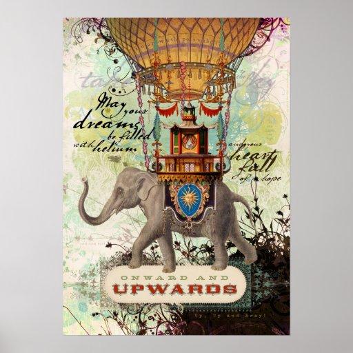 Onward and Upwards (Poster)
