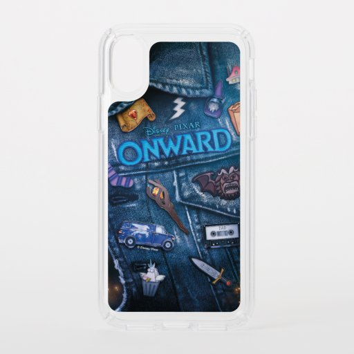Onward | Barley Vest Poster Art Speck iPhone XS Case