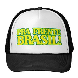 Onward Brazil! Hats