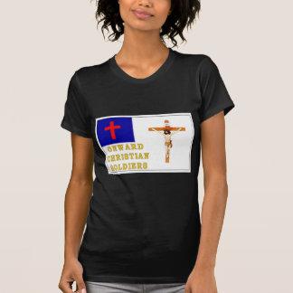 ONWARD CHRISTIAN SOLDIERS T-SHIRT