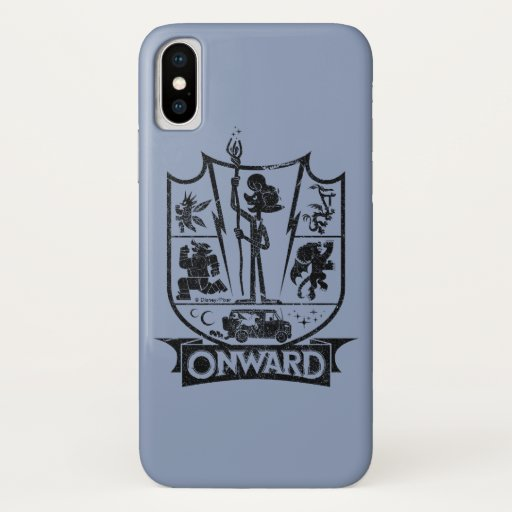 Onward Crest iPhone X Case