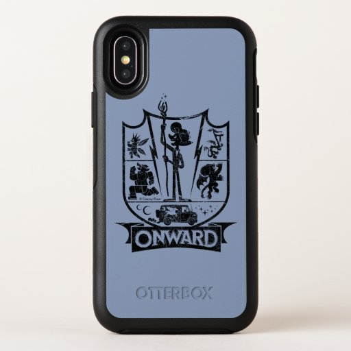 Onward Crest OtterBox Symmetry iPhone X Case