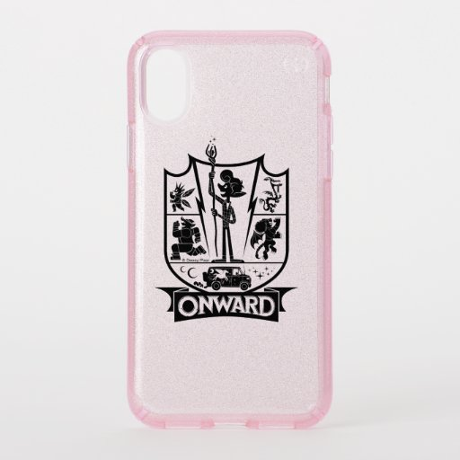Onward Crest Speck iPhone XS Case