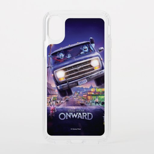 Onward Poster Art Speck iPhone XS Case